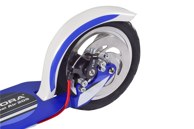 trottinette grande roue air Hudora air 205