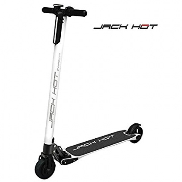 test jack hot trottinette électrique adulte