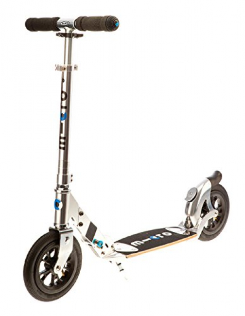 Trottinette micro flex air grise
