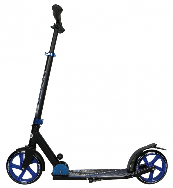 trottinette adulte unlimited dark blue