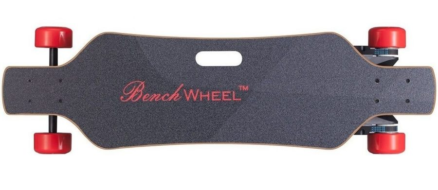 skate electrique Benchwheel Dual 1800w