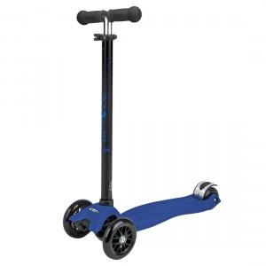 trottinette 3 roue micro maxi bleu