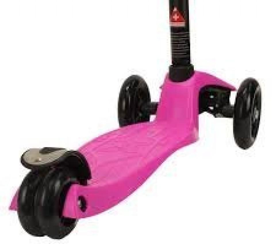 trottinette 3 roues filles micro maxi