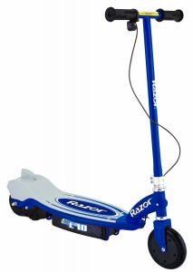 trootinette electrique razor e90 en bleu
