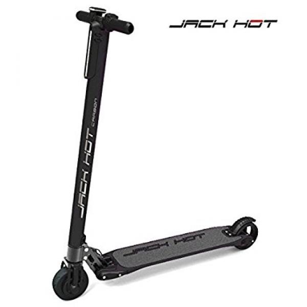 modèle noir électrique jack hot series light