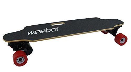 skate electrique weebot qibler
