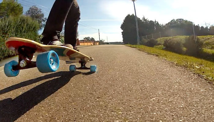 skateboard original vs skate electrique