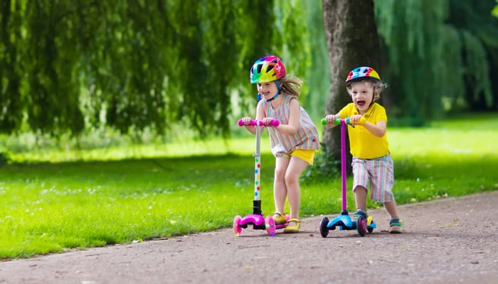 guide trottinette enfants pour les parents
