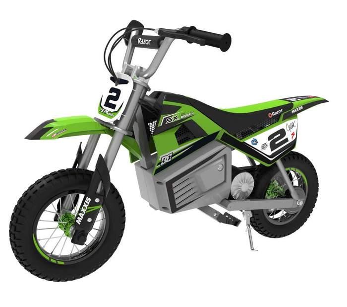 mini moto electrique Razor sx350 Dirt Rocket