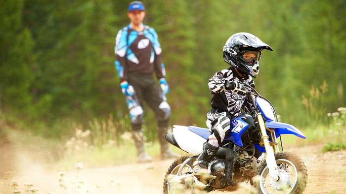 motos trial enfant